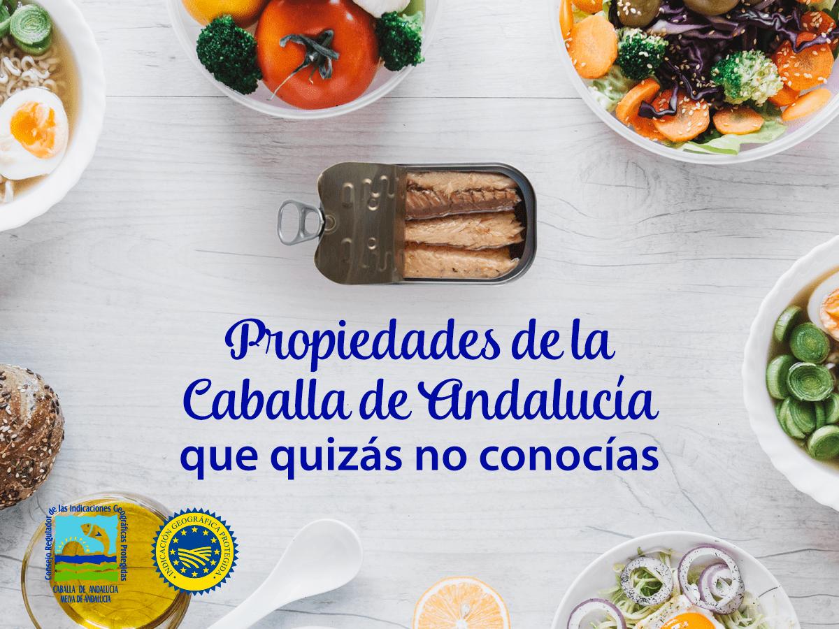Propiedades de la Caballa de Andalucía que quizás no conocías